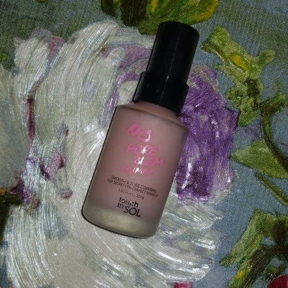 touch in SOL Other - No pore blem primer